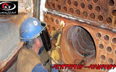 ضرورت تعمیرات دیگ بخار